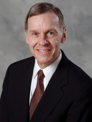 Chip White, Schneider National Chair in Transportation and Logistics and Professor