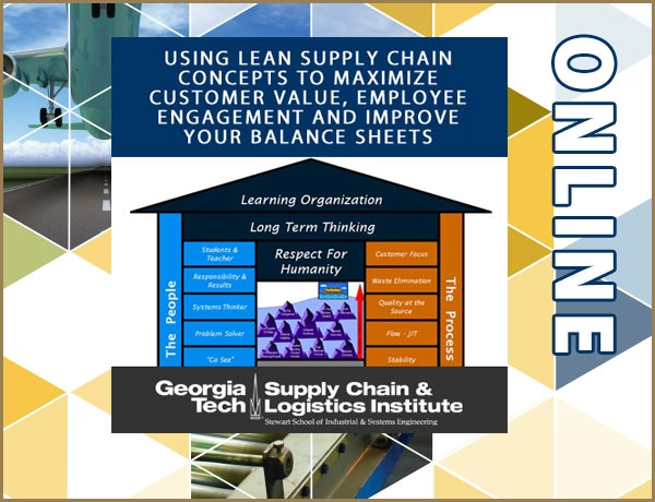 Free Lean Supply Chain Concepts webinar