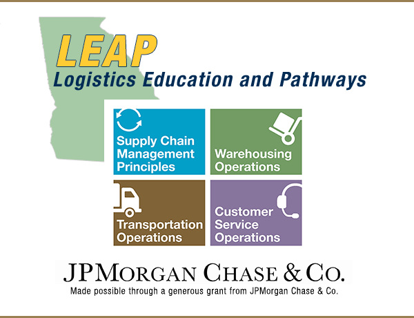Logistics Education And Pathways (LEAP) – Atlanta