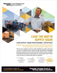 Download the LEAN Course Series flyer